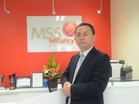 董事长访问澳大利亚MSS集团